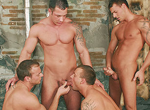Worker Foursome